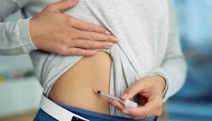 Insulin Injection Aid for People with Diabetes | TickleFLEX